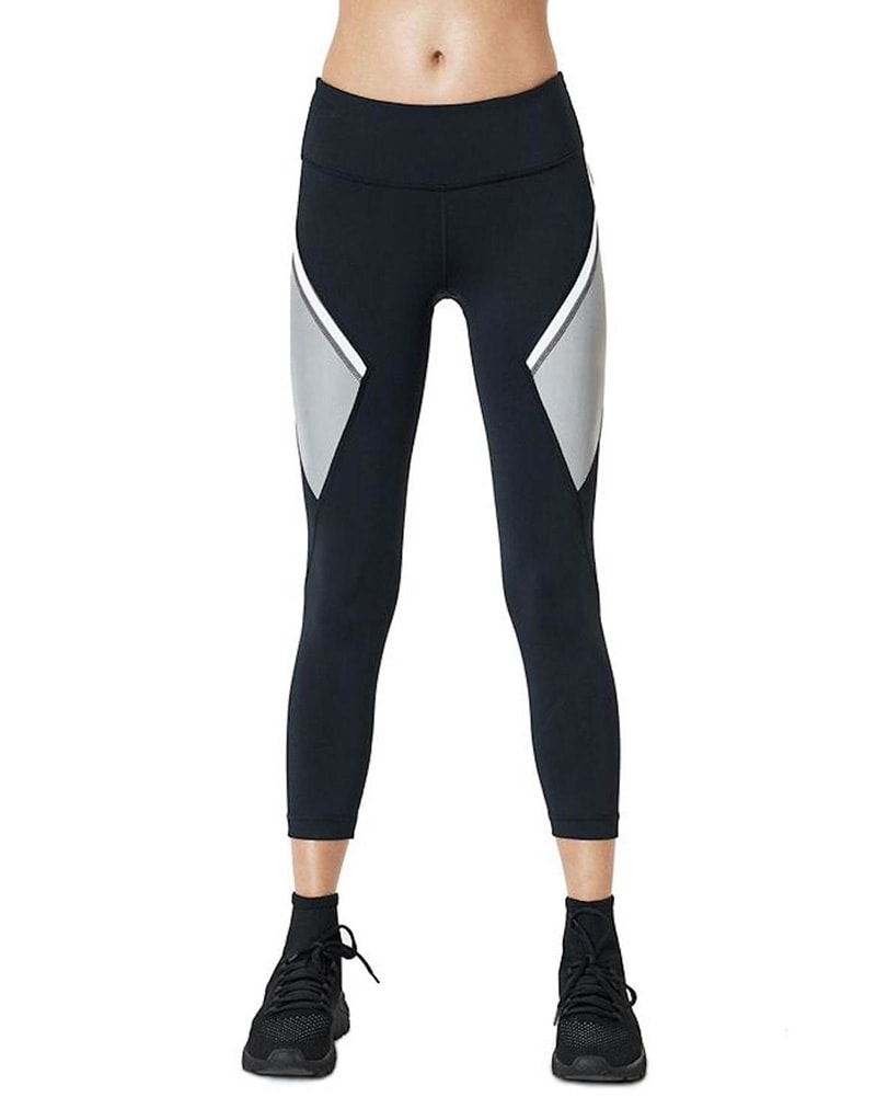 Vimmia Battle Capri Legging - Womens - Black - Activewear - Bottoms - Dancewear Centre Canada