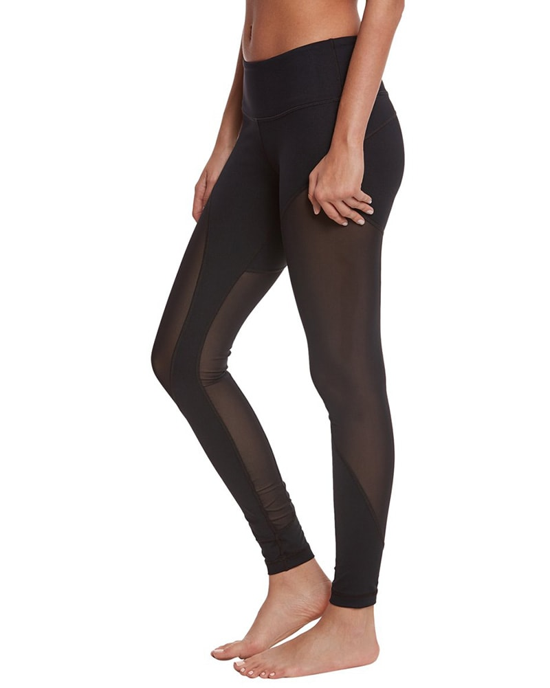Vimmia Bold Full Length Legging - Womens - Black - Activewear - Bottoms - Dancewear Centre Canada