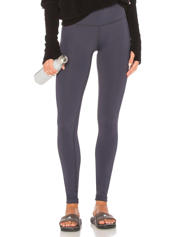 Vimmia High Waist Core Legging - Womens - Night Grey