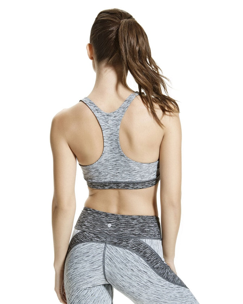Vimmia Maneuver Reversible Bra - Womens - Charcoal - Activewear - Tops - Dancewear Centre Canada