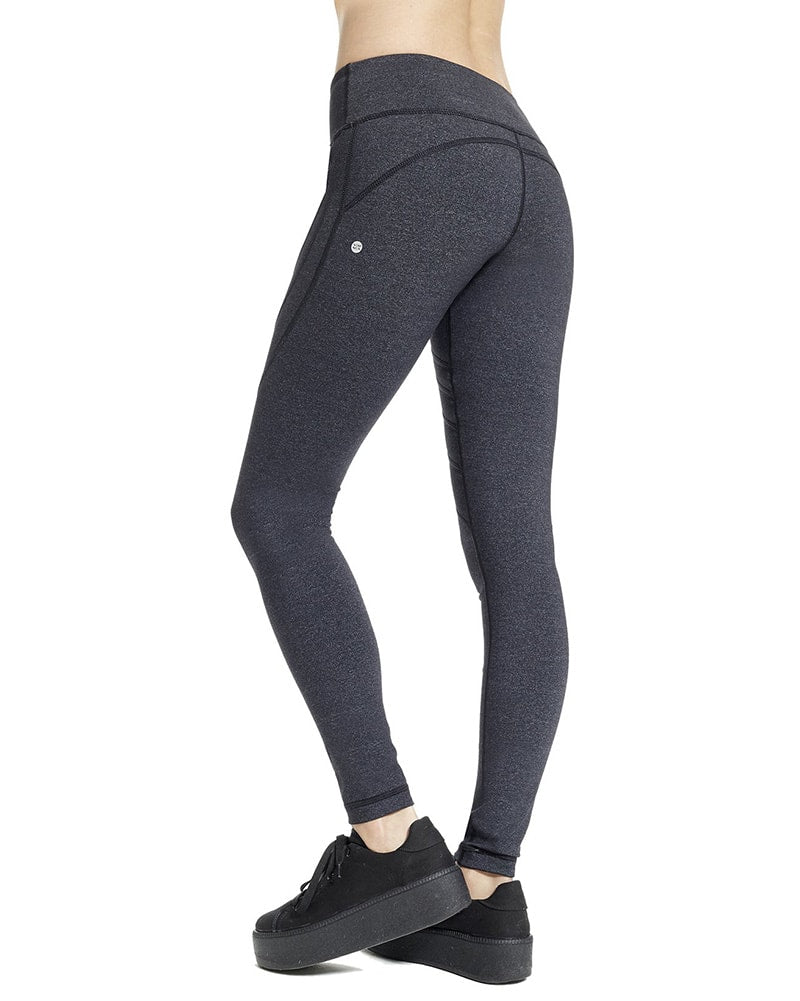 Vimmia - Strive Seamed Legging Charcoal Womens