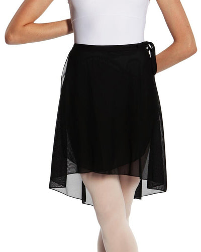 Wear Moi - Apolo Stretch Tulle Ballet Wrap Skirt Womens - Dancewear - Skirts - Dancewear Centre Canada