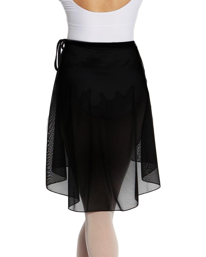 Wear Moi - Apolo Stretch Tulle Ballet Wrap Skirt Womens