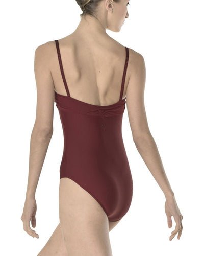 Wear Moi - Icone Stretch Tulle Bust Camisole Leotard Womens - Dancewear - Bodysuits & Leotards - Dancewear Centre Canada