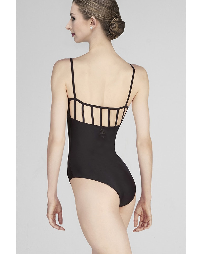 Wear Moi Malice Pinched Front Back Detail Camisole Leotard - Womens - Dancewear - Bodysuits & Leotards - Dancewear Centre Canada