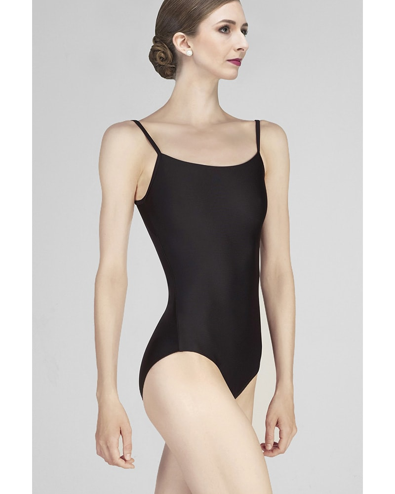 Wear Moi Marquise Low V-Back Camisole Leotard - Womens - Dancewear - Bodysuits & Leotards - Dancewear Centre Canada