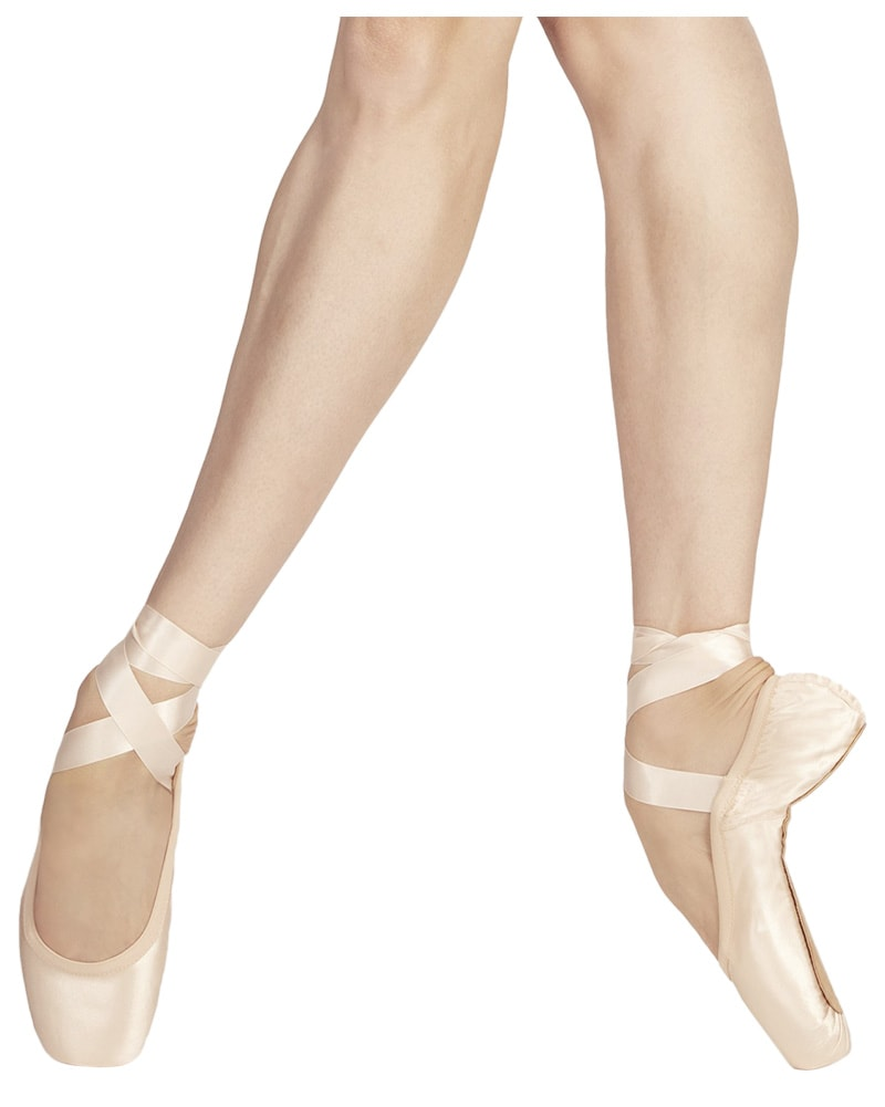 Wear Moi Omega Pointe Shoes - Soft Shank - Womens - Dance Shoes - Pointe Shoes - Dancewear Centre Canada