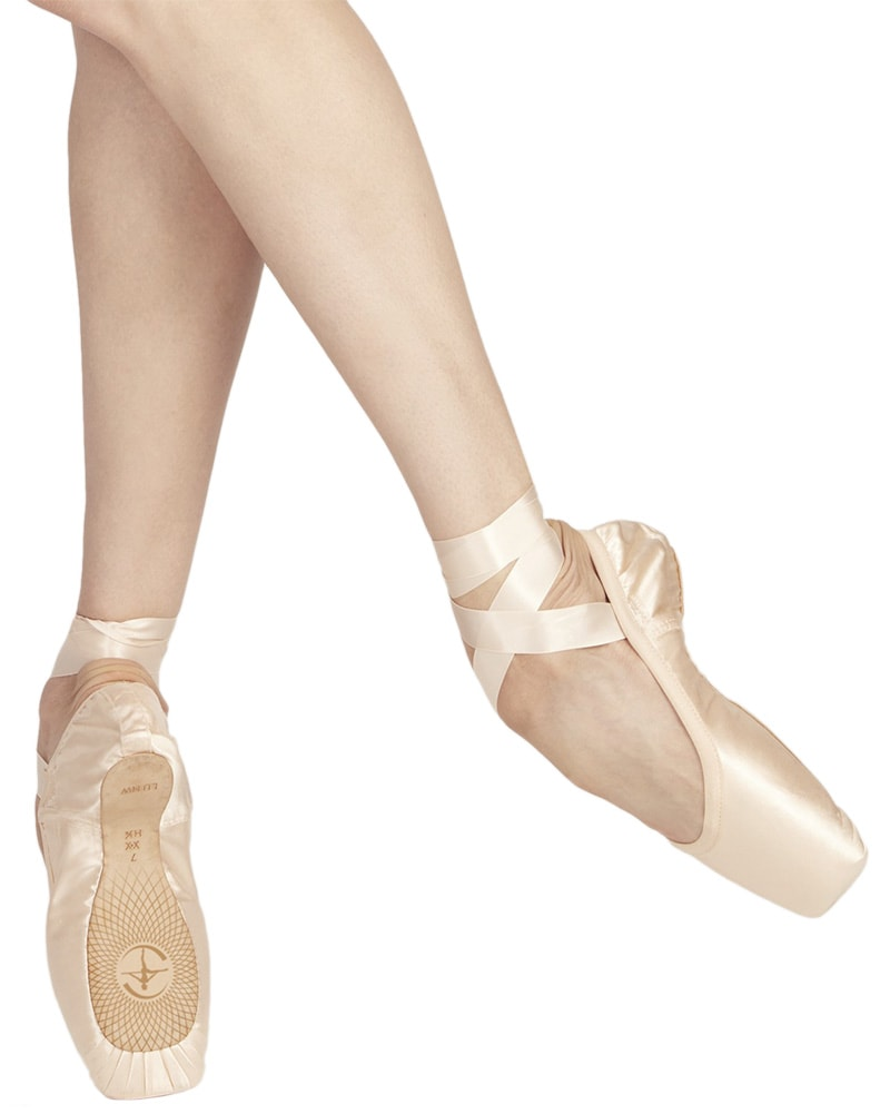 Wear Moi - Omega Pointe Shoes Womens - Dance Shoes - Pointe Shoes - Dancewear Centre Canada