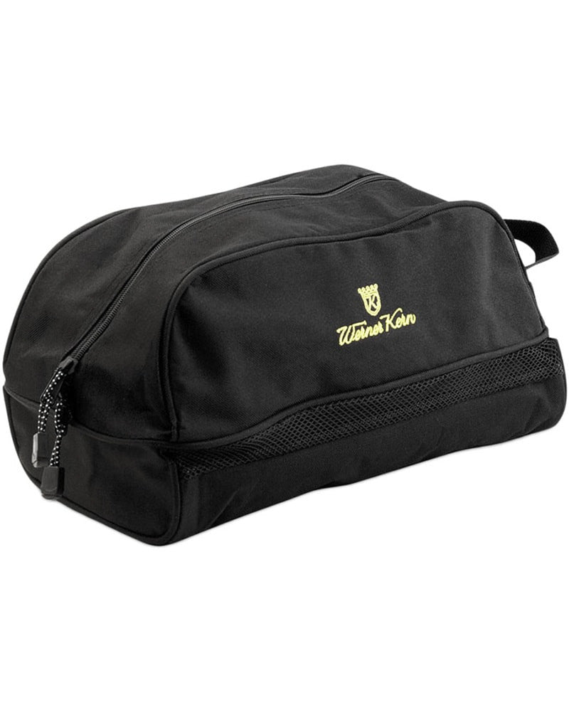 Werner Kern Latin Ballroom Dance Shoe Bag - 8401 - Black - Accessories - Dance Bags - Dancewear Centre Canada