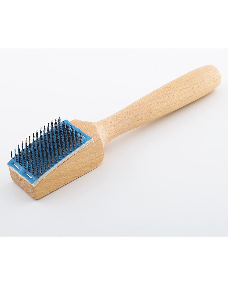 Werner Kern Ballroom Salsa Suede Sole Shoe Brush