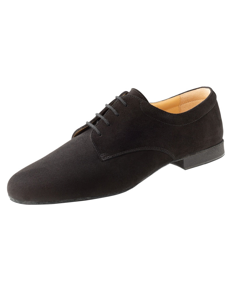 Werner Kern Suede Leather Oxford Ballroom Shoes - 28058 Mens - Dance Shoes - Ballroom & Salsa Shoes - Dancewear Centre Canada