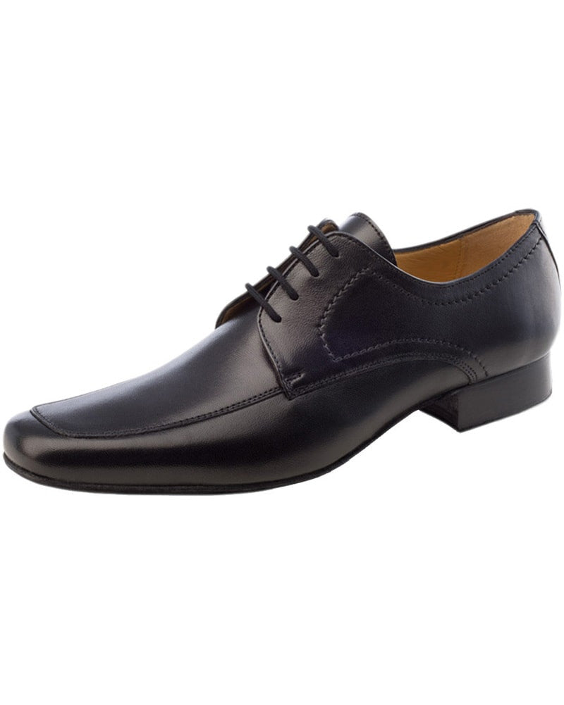 Werner Kern 5711 - Elongated Toe Nappa Leather Oxford Ballroom Shoes Mens - Dance Shoes - Ballroom & Salsa Shoes - Dancewear Centre Canada