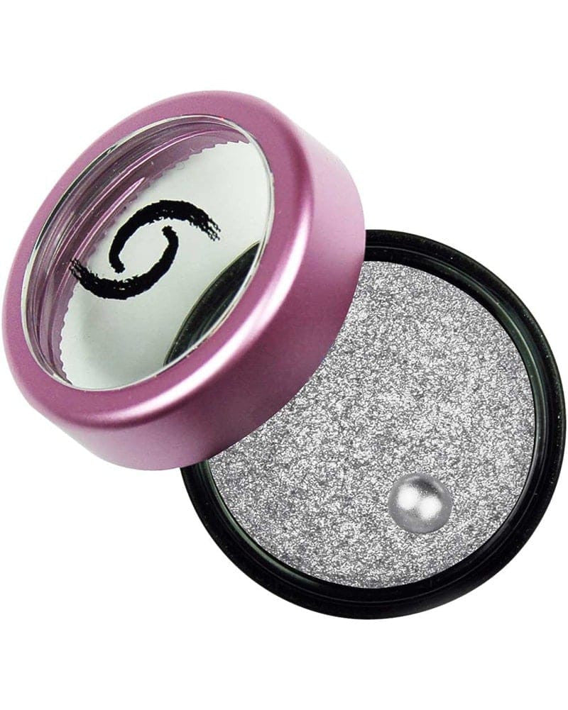 Yofi Cosmetics Metallic Shimmer Eye Shadow - Tin Man Silver