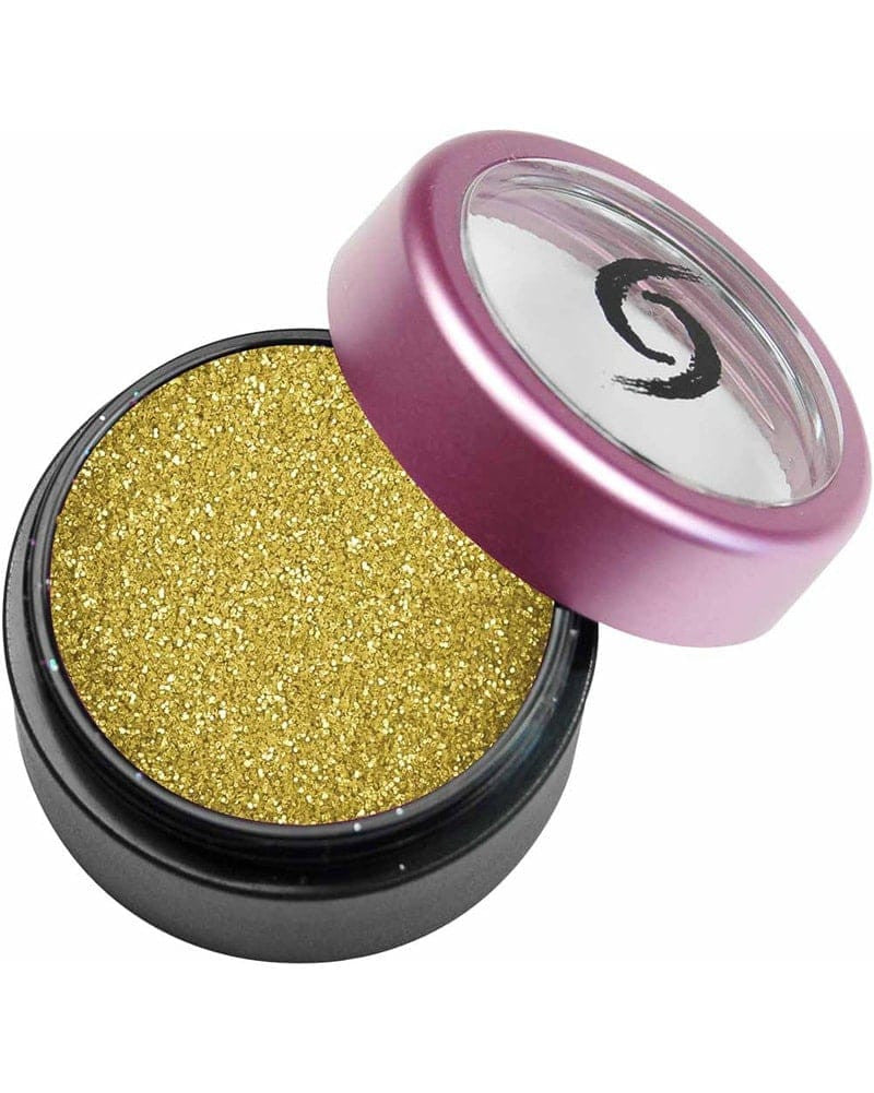 Yofi Cosmetics Glitter Eye Shadow - Da Bomb Gold