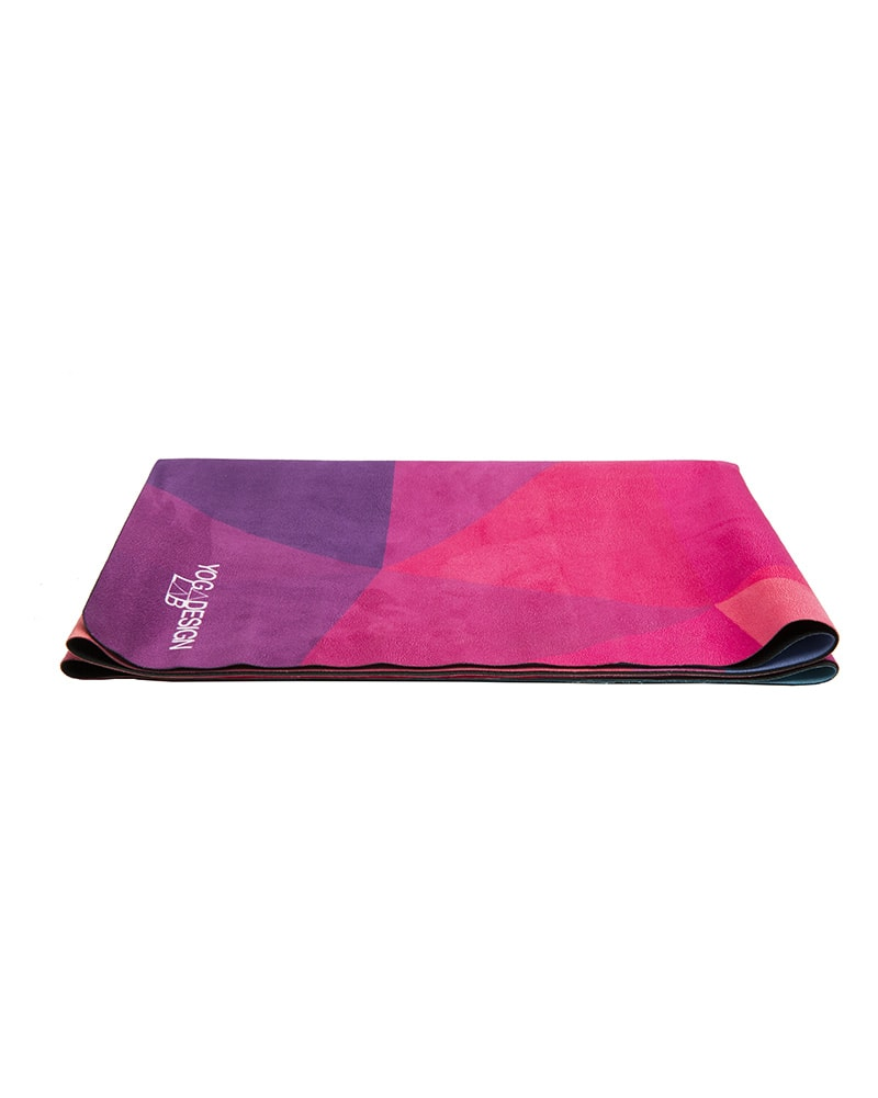 Yoga Design Lab - Geo Travel Yoga Mat 1mm