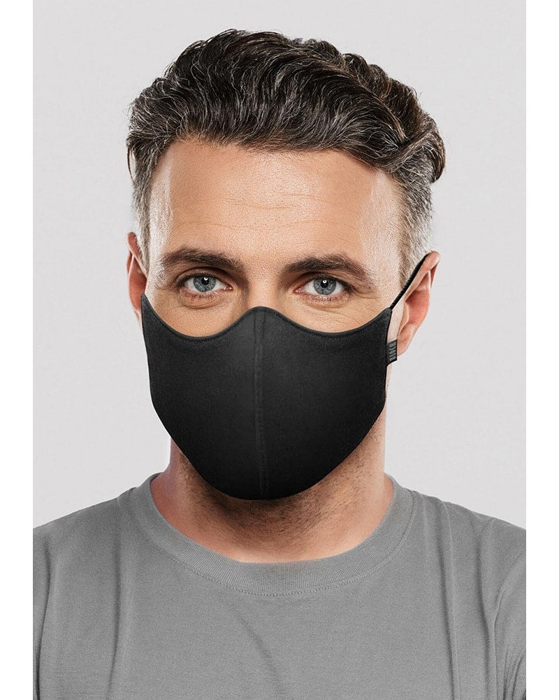 Bloch B-Safe Soft Stretch Mask - A001A Womens/Mens - Black - Accessories - Masks - Dancewear Centre Canada