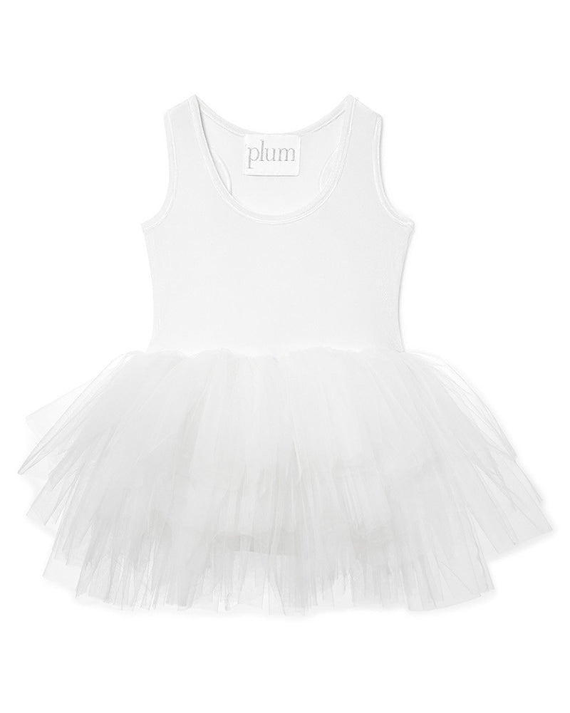 iloveplum B.A.E. Tutu Dress - Girls - Lucy White - Dancewear - Dresses - Dancewear Centre Canada