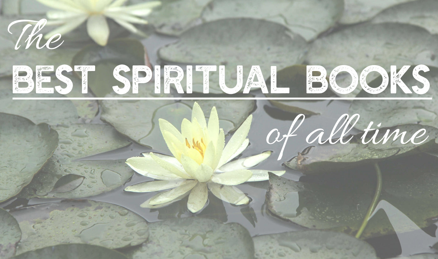 best spiritual books of all time - inspire good vibes