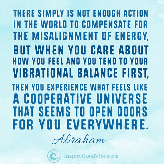 Raise your Vibration - Manifest Faster!
