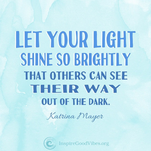 Latest HD Let Your Light Shine Bright Quotes