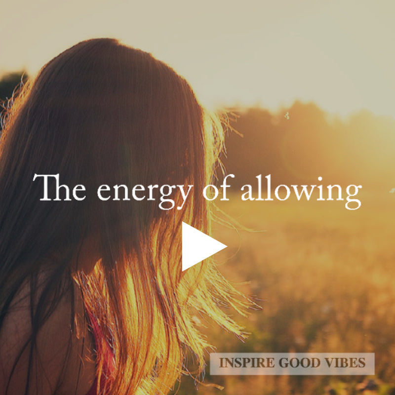 The Energy of Allowing