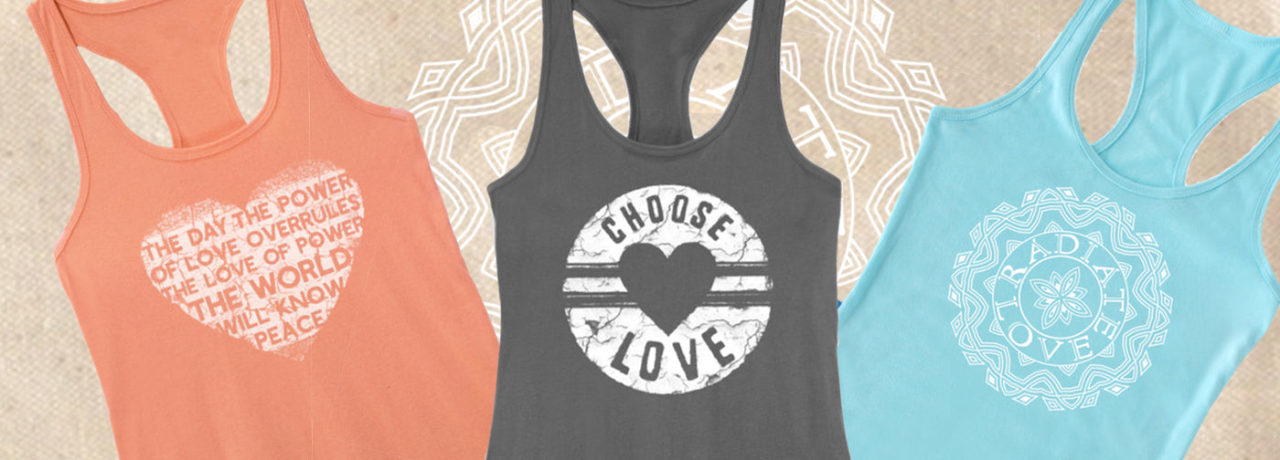 inspirational clothing - inspire good vibes
