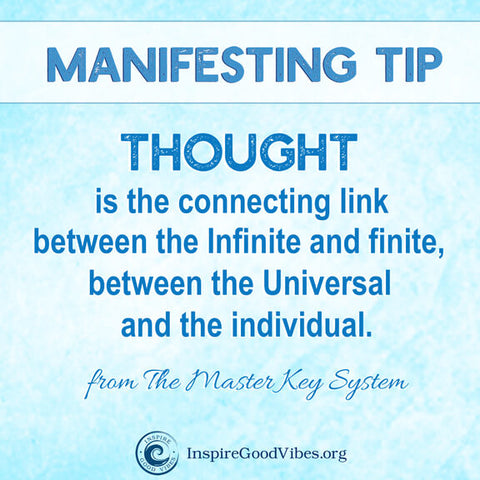 manifesting your dreams - use the law of attraction - inspire good vibes