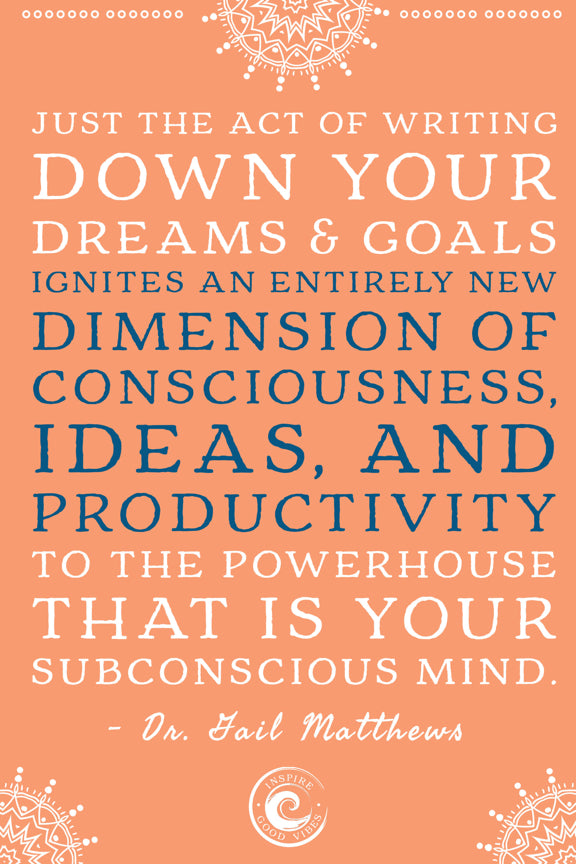 subconscious mind power - quotes