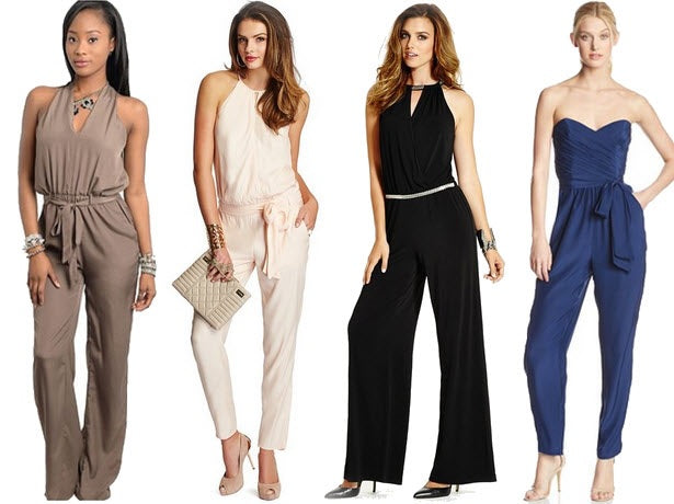 WOMEN JUMPSUIT / TUBE TOP