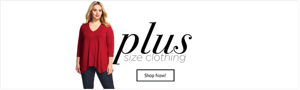 Womens Fashion Plus Size Trendy Collection