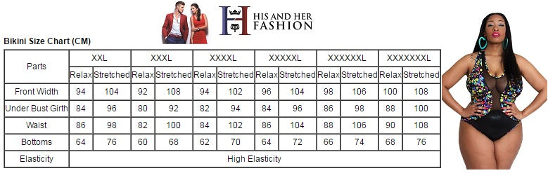 37861ebf0c123 Sheer Mesh Insert Stunning One Piece Plus Size Swimsuit Monokini ...
