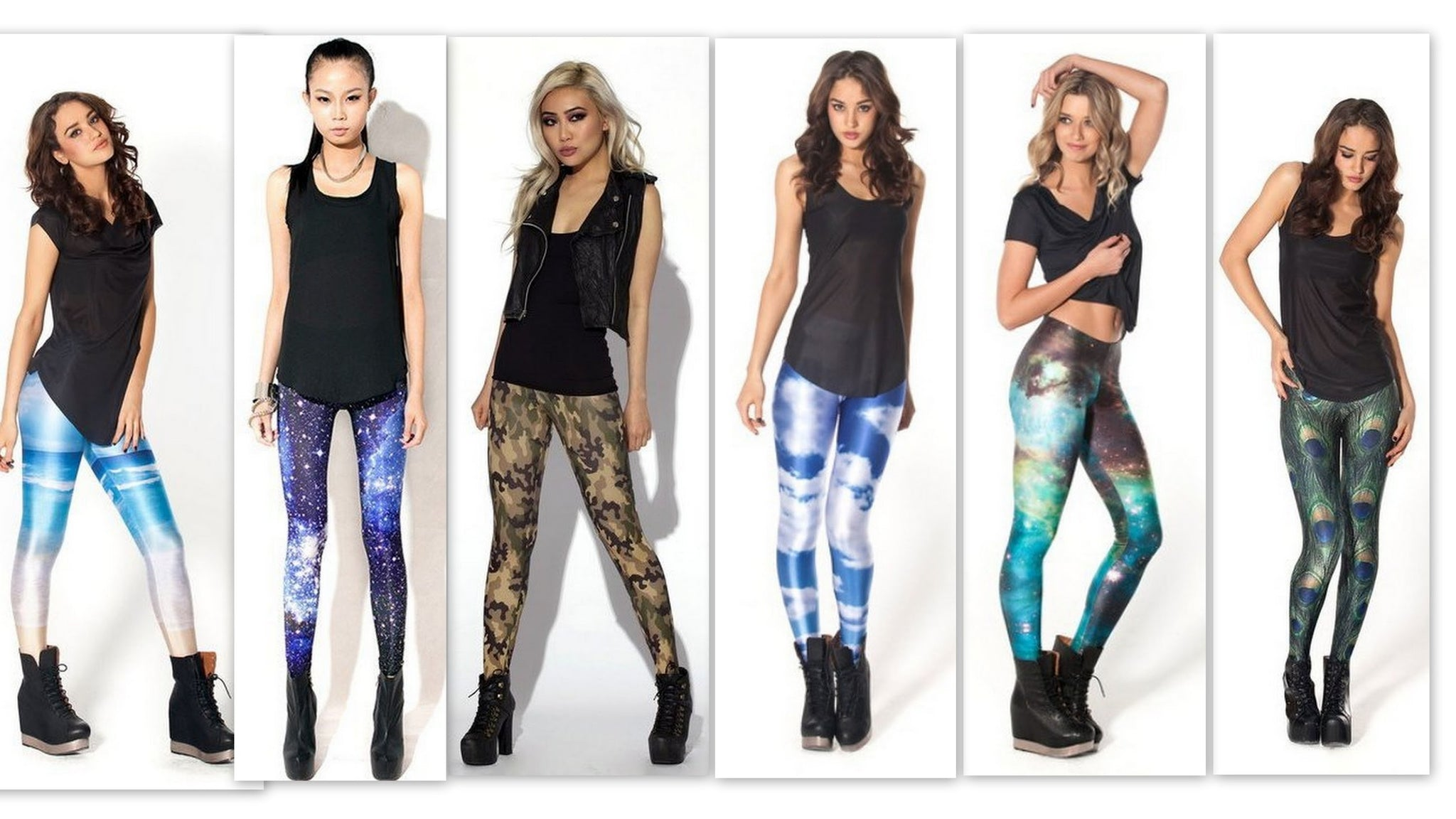 HISANDHERFASHION.COM WOMEN LEGGINGS