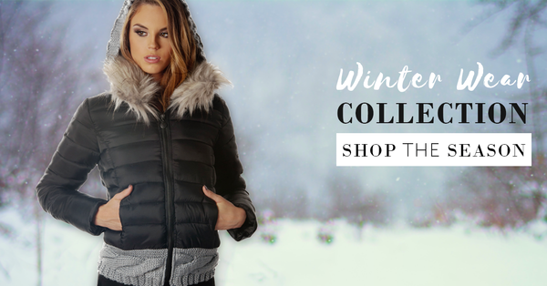 Womens Winter Wear Collection