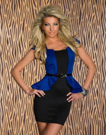 """Chic Series"" Paris Black Strapless Padded"