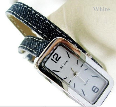 Elegant Long Strap Fashion Watch