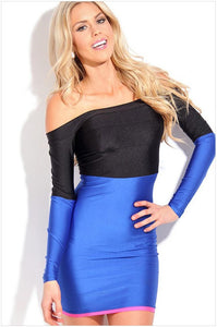 "Elegant  Slim  Mini Party  Dress ""Chic Series"""