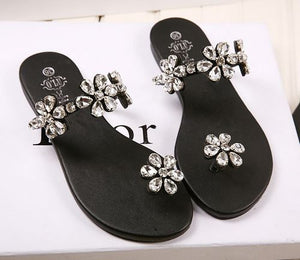 Grace Dead Flower Style Shoes
