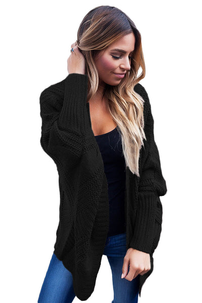 #Her #Fashion #Black #Ribbed #Cuffs #Dolman #Sleeved #Stylish #Cardigan #hisandherfashion.com #sweater #pullover #women #girl #plussize #winter #fall #spring #vacation #sexy #party #club 1.jpg