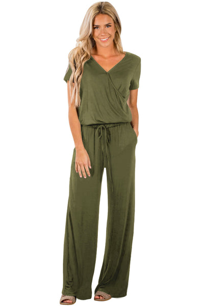 Her Modern Jasper Casual Lunch Date Trendy Jumpsuit