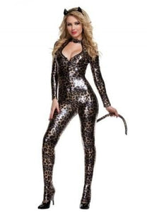 Leopard Cat Sexy Costume