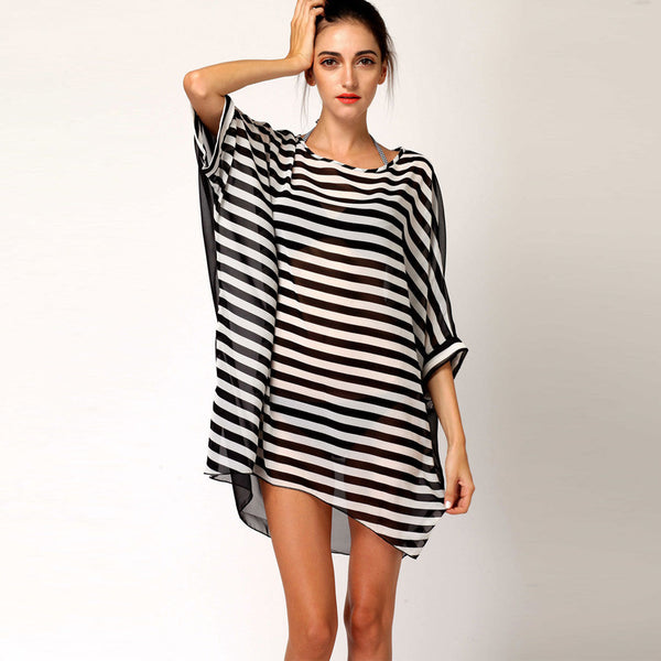 Sexy Chiffon Beachwear Top Quality Swimwear Cover Up