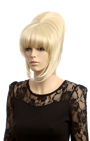 Short Blond Straight Charming Glamorous Hair Wigs