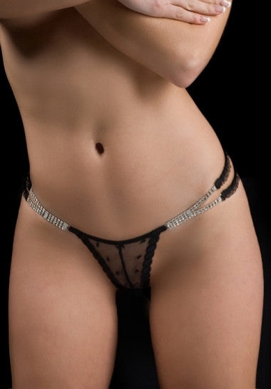 Ultra-Sexy Panty Double-Strap G-string