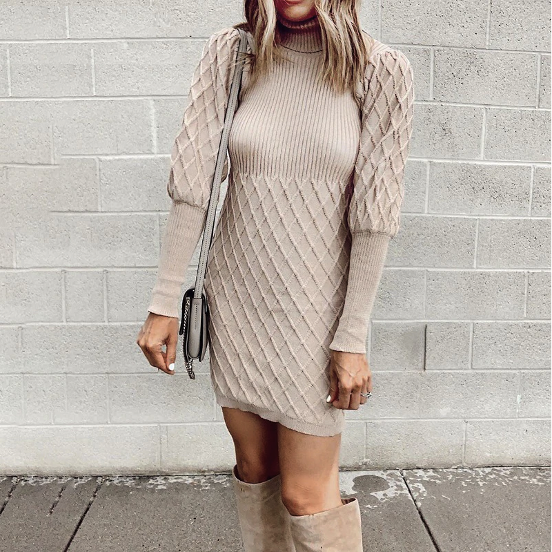 sweater dress