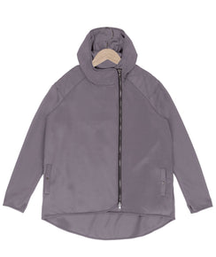 Evan scuba jacket in cool grey - DE LA COMMUNE x Reese De Luca