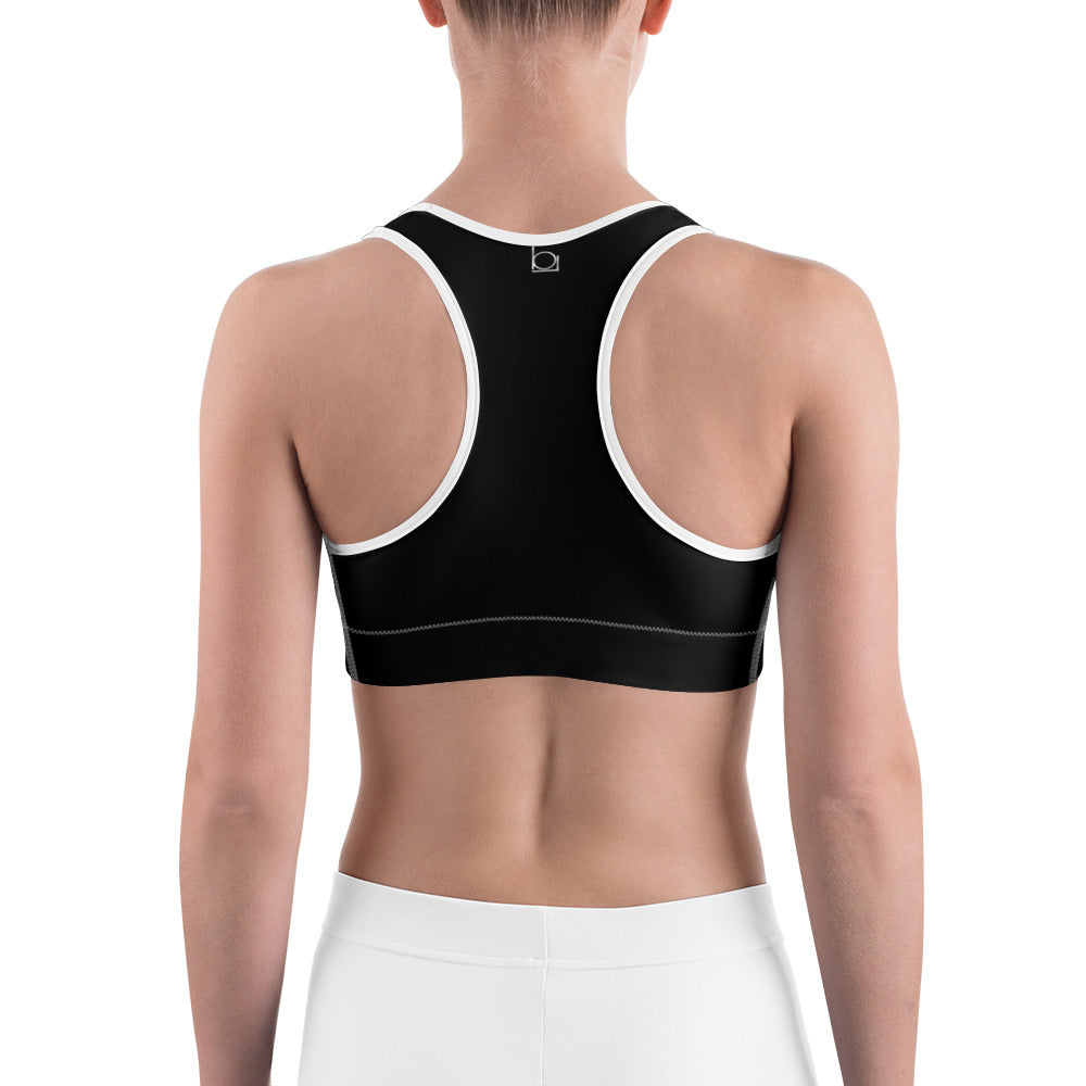 BEYOND LAVISH Sports bra