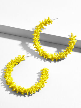MAREESA HOOP EARRINGS