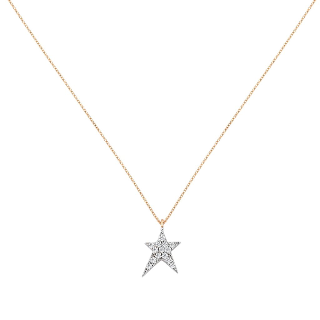 Pave Star Struck Necklace