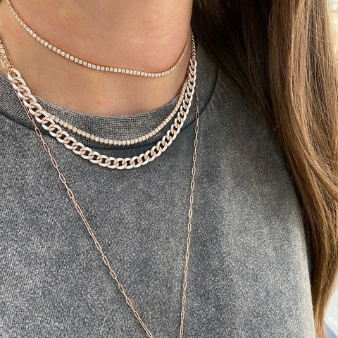 Miami Link Chain Necklace