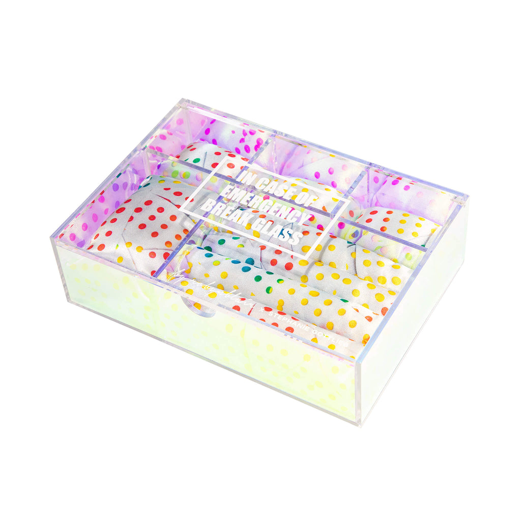 Stephanie Gottlieb x by robynblair Candy Dots Jewelry Box